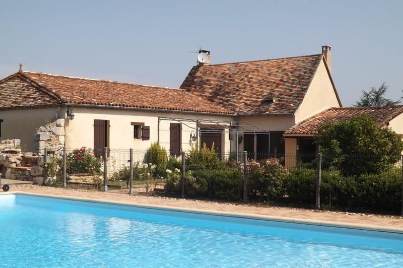 5 Bed House with 2 Bed Gite