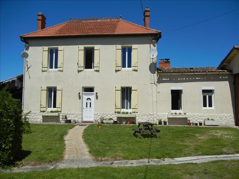 Restored stone property