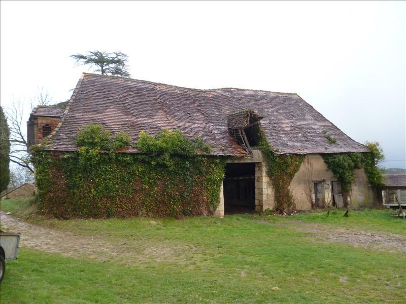 Perigord stone house to renovate
