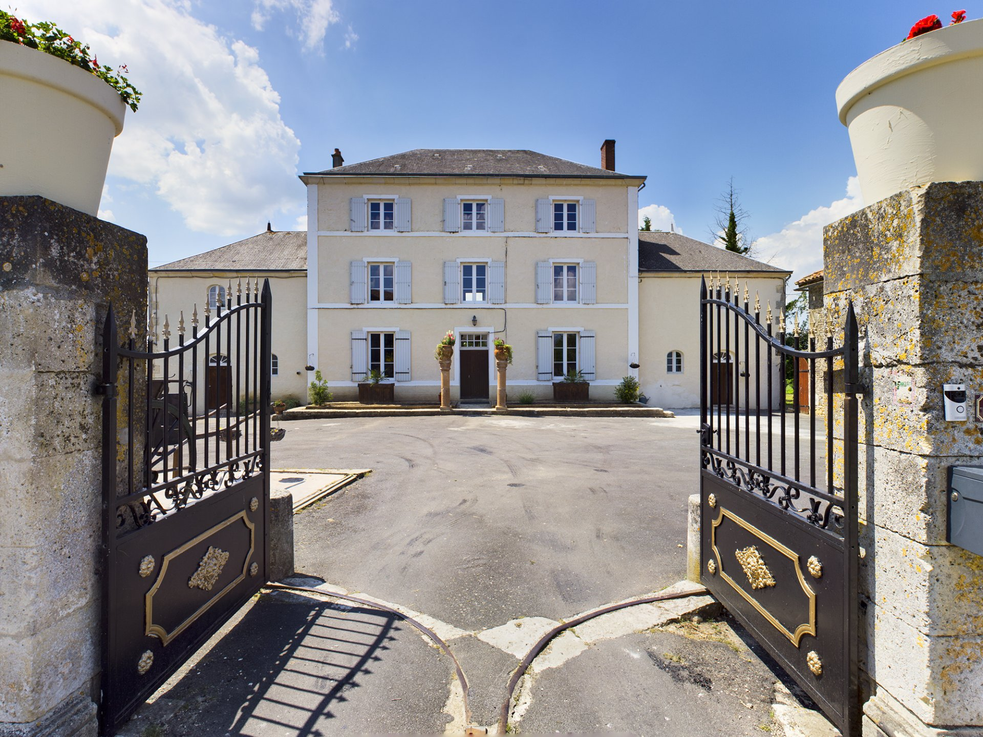 An opportunity to own a unique fully refurbished property in rural France
