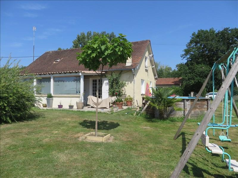 House with independent apartment - Montpon