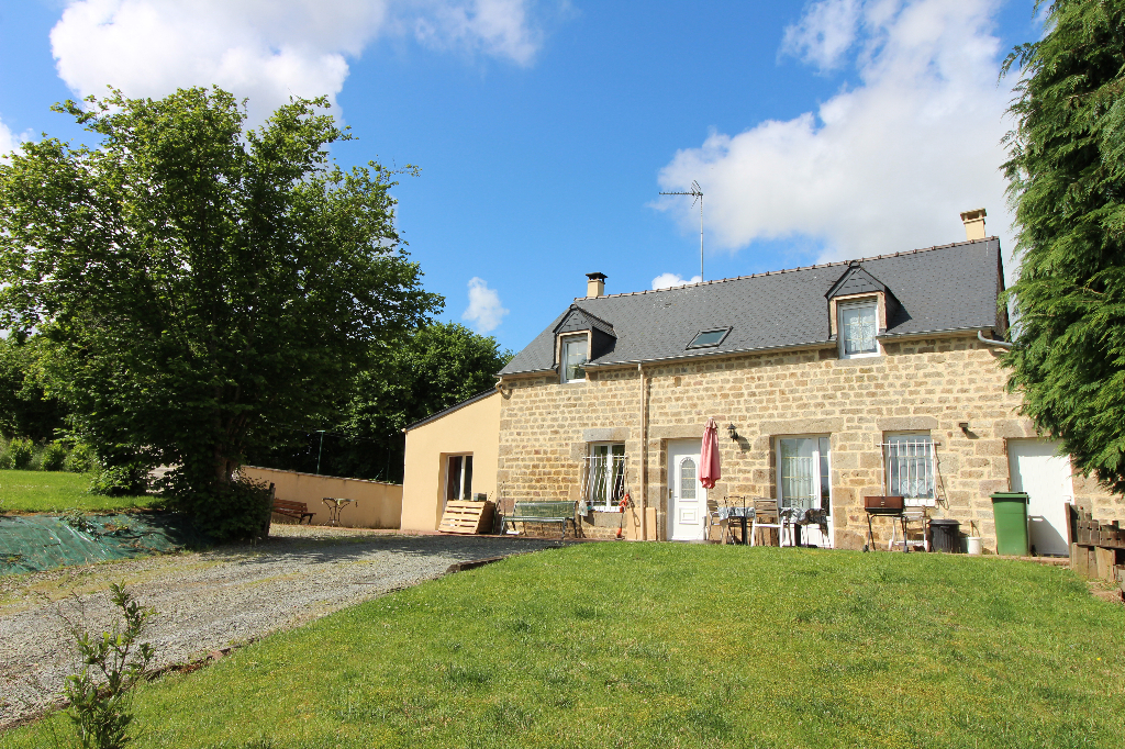 Charming renovated stone house with lovely views
