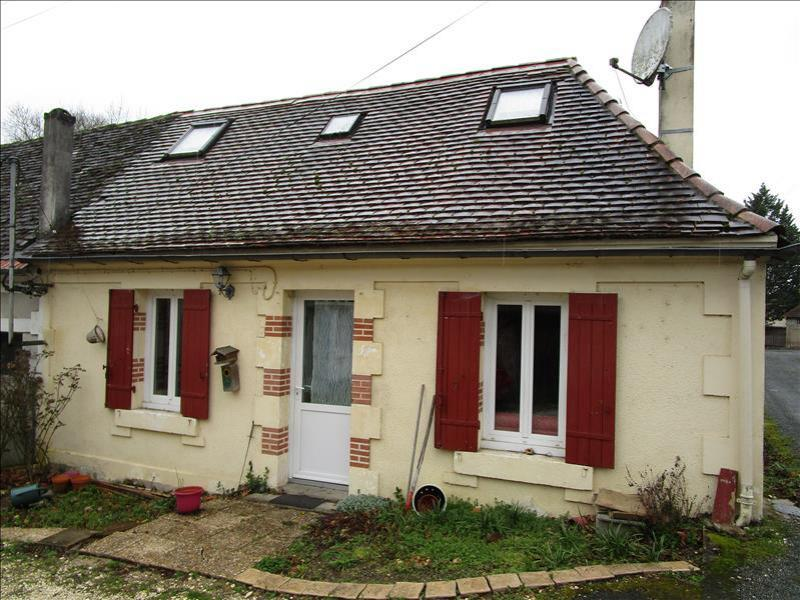 2 bed house 5 mins from Montpon