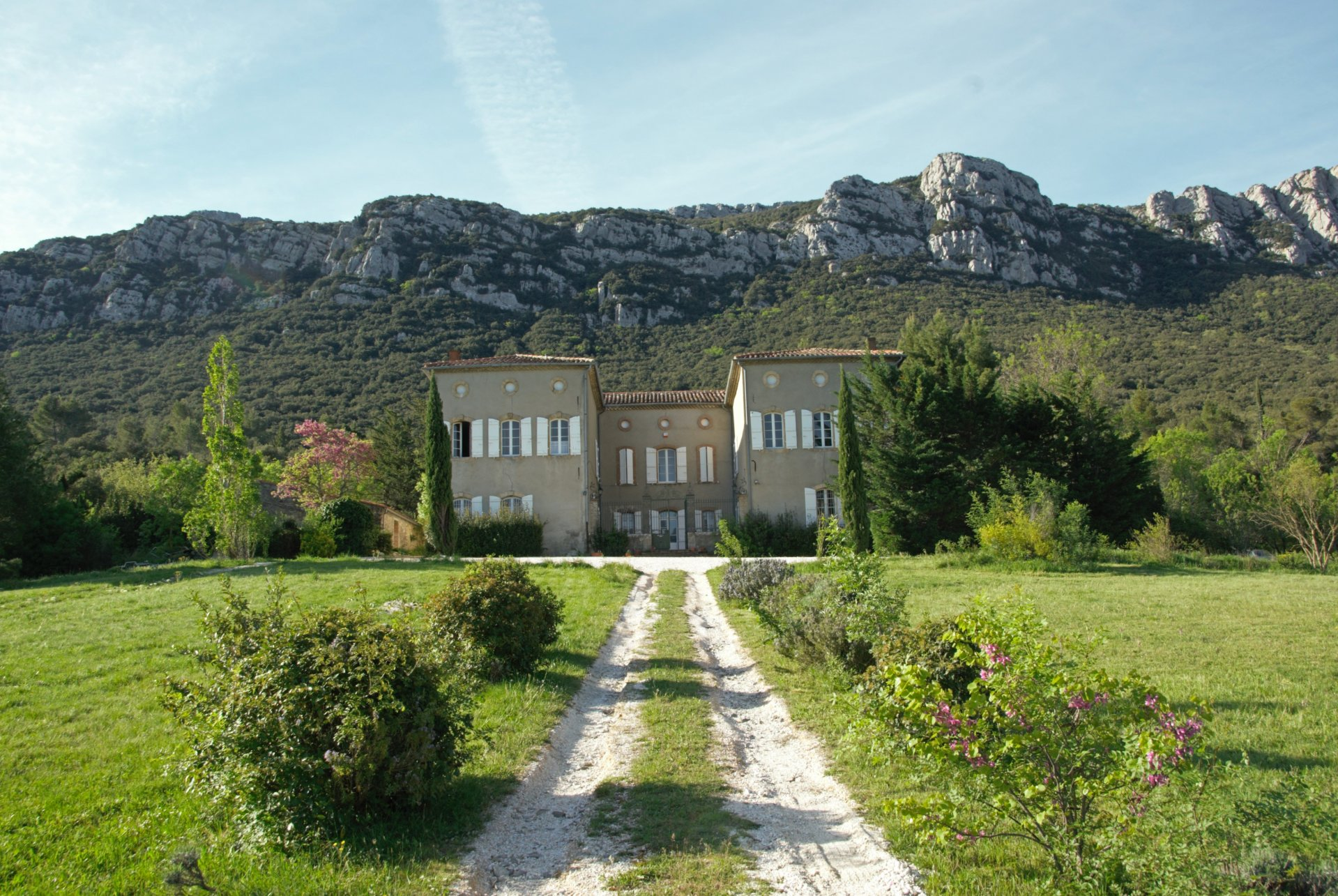 SUPERB CHATEAU WITH B&B BUSINESS AND 9HA OF LAND
