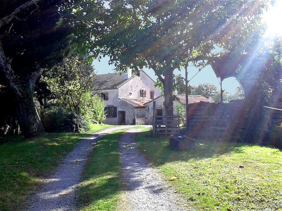 Traditional Farmhouse within a hamlet with 11 hectares