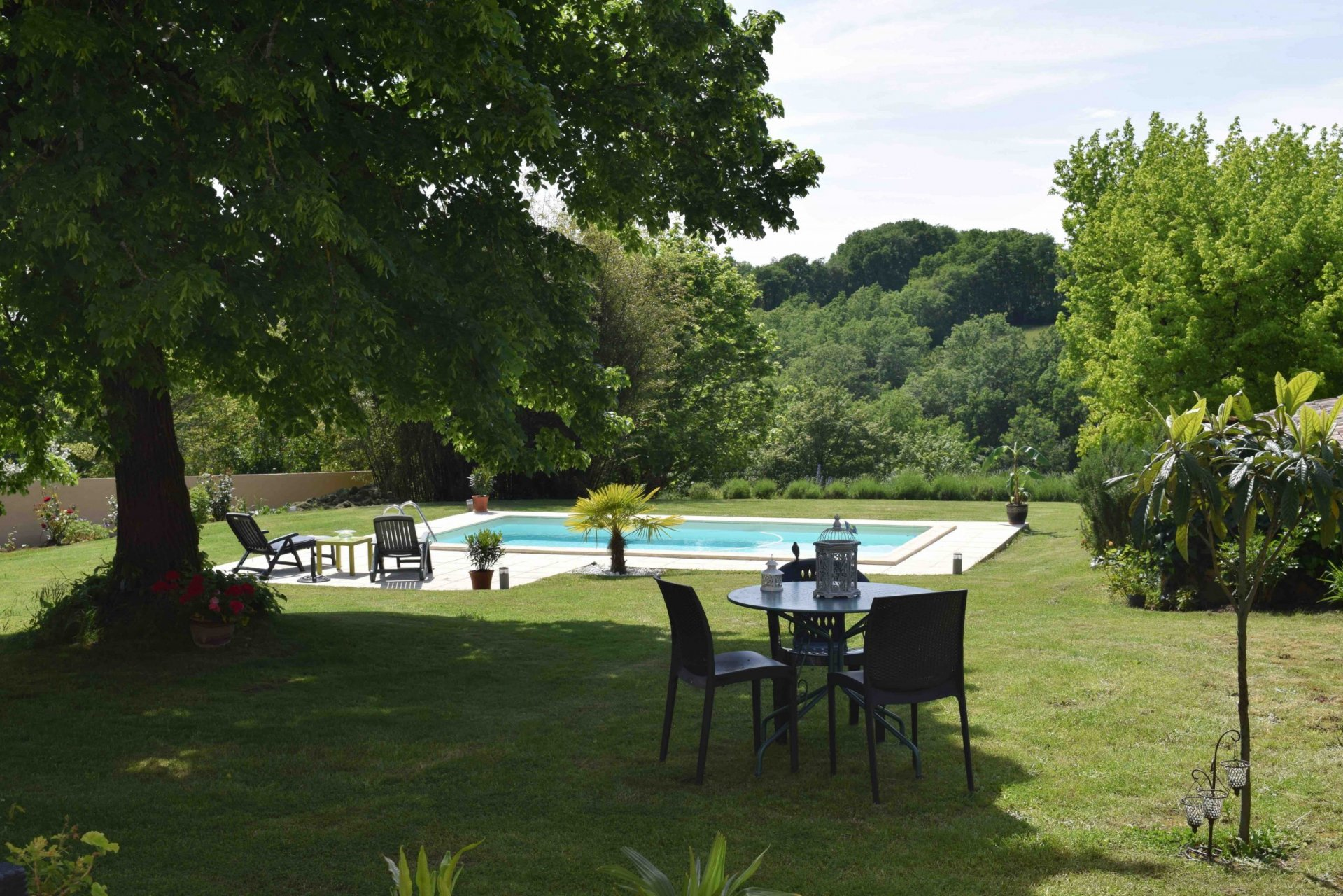 Located in one of France's most prettiest villages