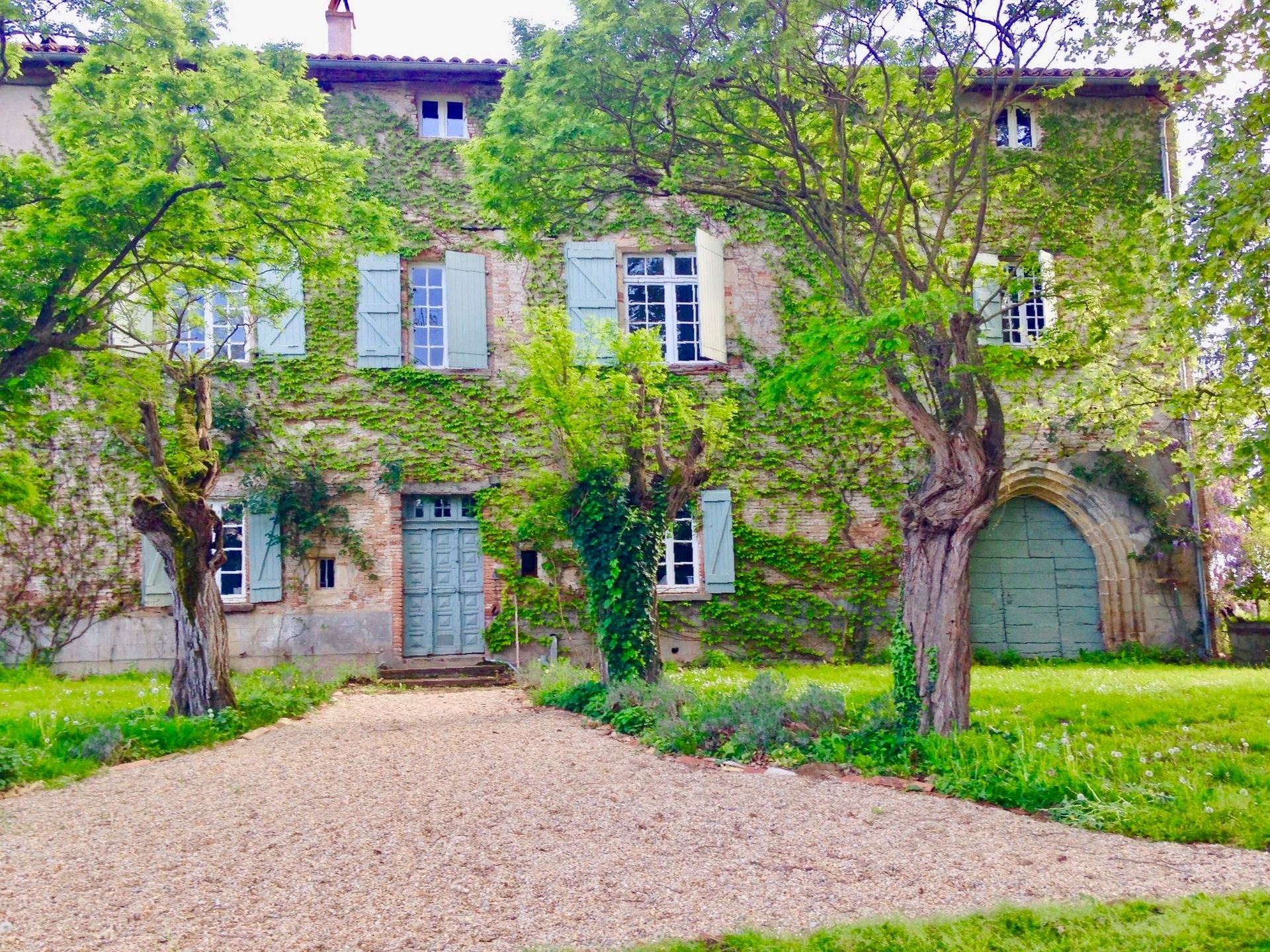 Lovely chateau in part dating back to the 14th Century