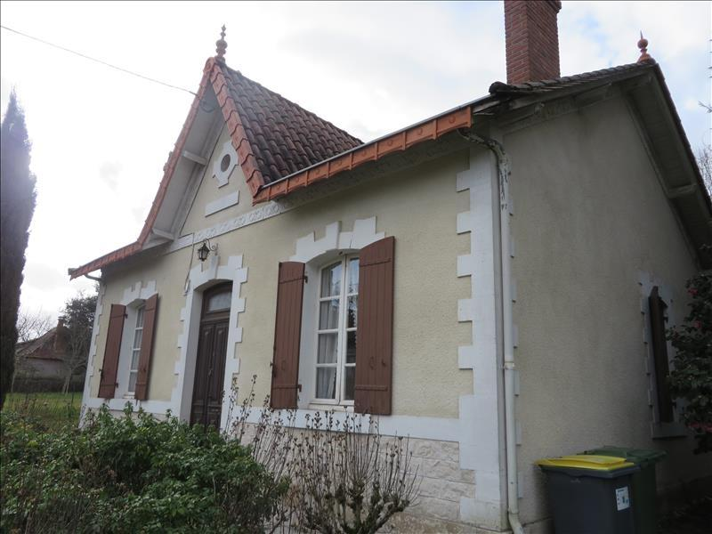 Nice bungalow in the centre of a dynamic village