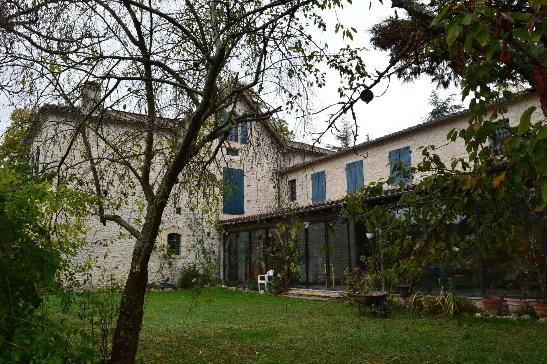 Feeling of freedom for this magnificent property, suitable for a gîte or B&B business